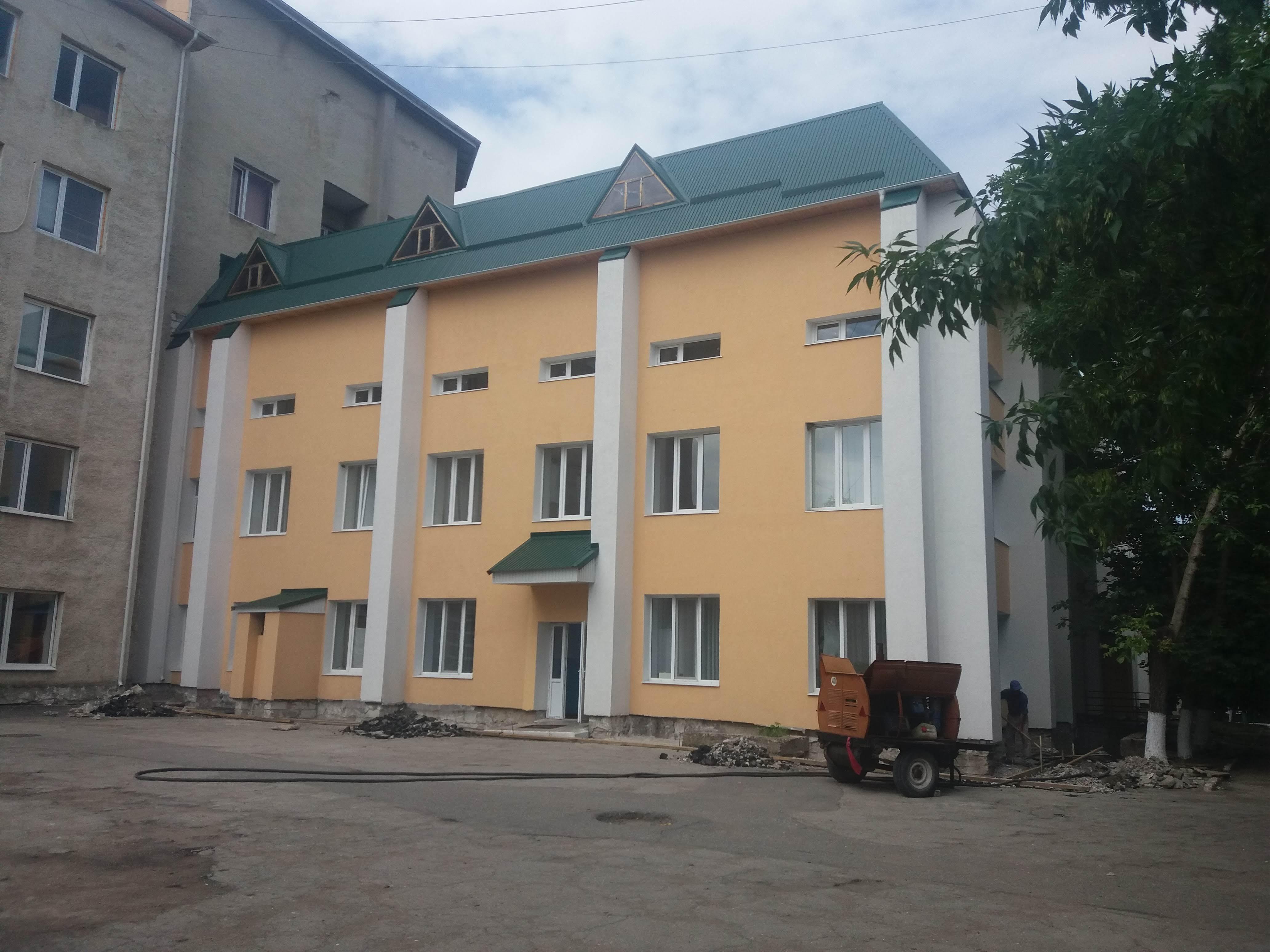 Centrul Medicilor de Familie