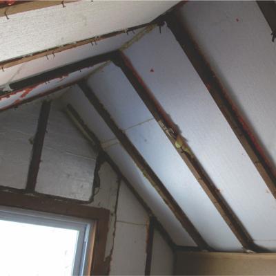 Polistiren pentru acoperiș